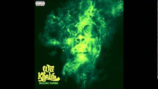 Fly Solo - Wiz Khalifa [Rolling Papers] with Lyrcis