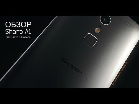 [Обзор] Смартфон Sharp A1 японокитаец