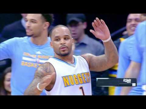 Phoenix Suns vs Denver Nuggets | January 26, 2017 | NBA 2016-17 Season