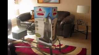 unboxing bissel powerforce