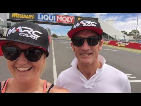Bathurst Mount Panorama Circuit Walk JoPoVlogs 2017