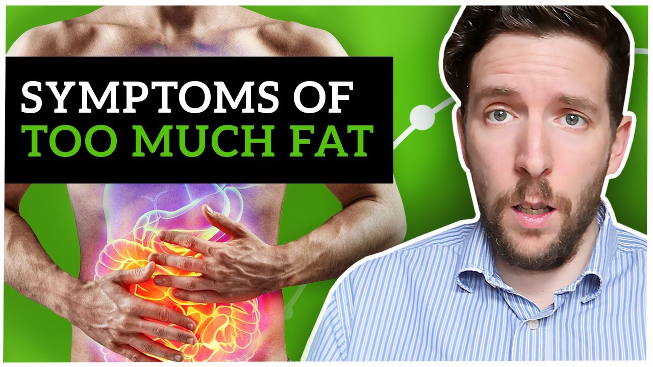 14 Signs That You Are Eating Too Much Fat