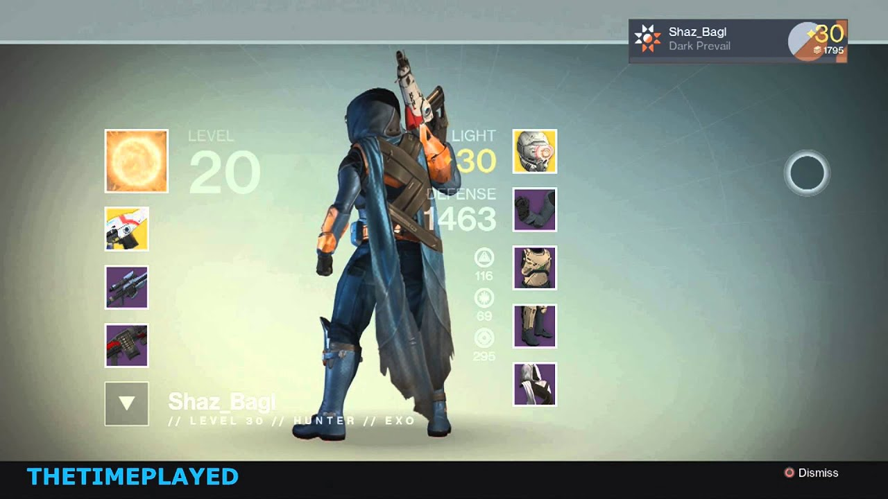 Destiny How To Get Level 30 Vault Of Glass Armour Quot Level