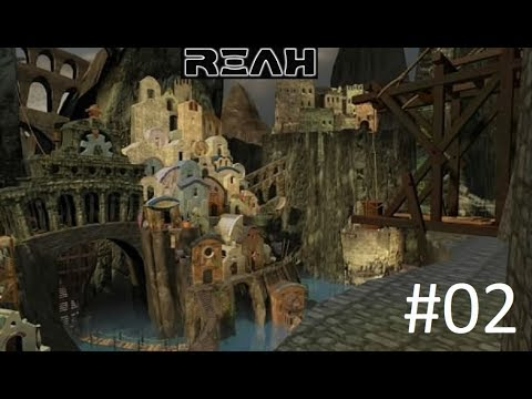 Zagrajmy ponownie w Reah: zmierz się z nieznanym [#2]: Tajemnice świątyni