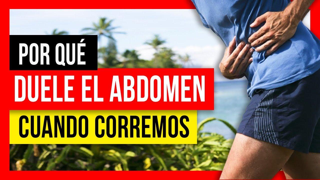 dolor en el útero al correr