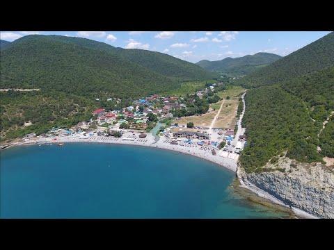 Фото пляжа в Абрау Дюрсо, Крым Resorts Russia