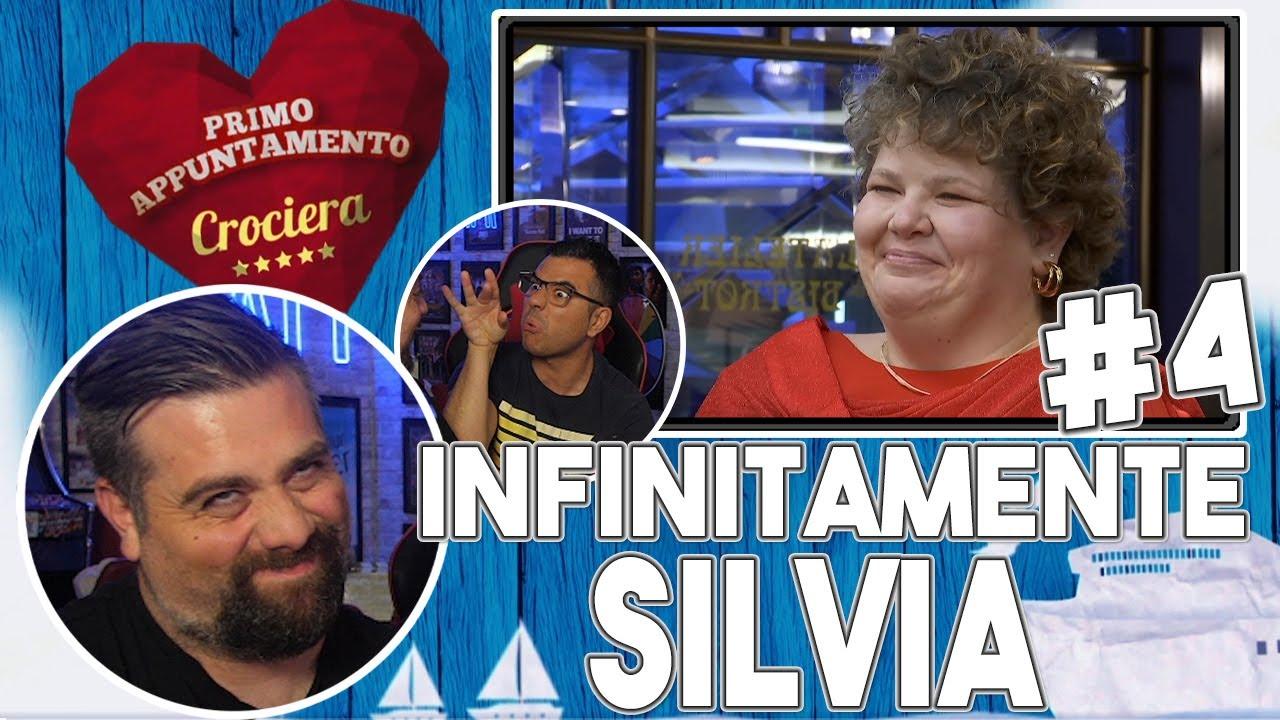 INFINITAMENTE SILVIA | PRIMO APPUNTAMENTO CROCIERA *REACTION* #4