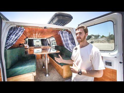 DIY Stealth Campervan - Practical & Simple Build