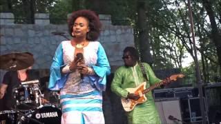 vuclip Oumou Sangaré - Mali niale - Afrika Festival Hertme 2017