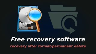 recovery software for windows,smart phone, apple and Linux devise