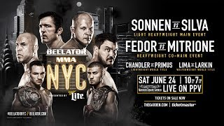 Pay-Per-View | Bellator NYC