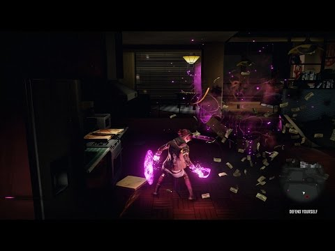 inFamous: First Light Gameplay