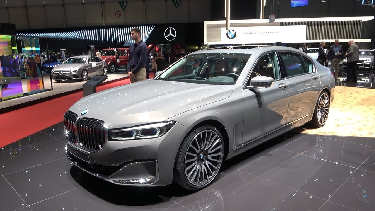 New Bmw 7 Series 2019 First Look Exterior Interior 750li