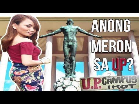 Vlog : IKOT-IKOT sa UP CAMPUS (Anong Meron Sa UP Diliman?)