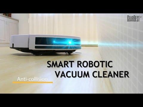 Robotic Vacuum Cleaner Ilife V7s Plus - GearBest