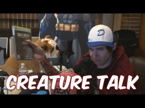 "Creature Talk Ep80 ""NO KOOTS 3!!!"" 8/10/13 Video Podcast"