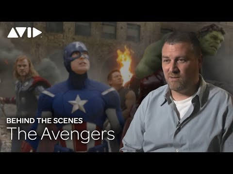 Behind the Scenes: Marvel's The Avengers
