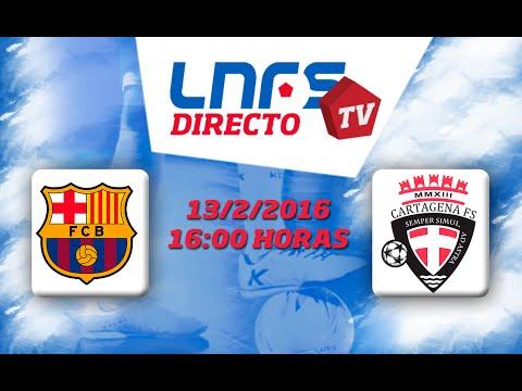 FC Barcelona Lassa  B - P.Romero Cartagena