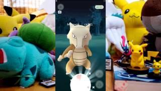 Pokémon GO [Покемон Го]. Нашёл много, редких покемонов.