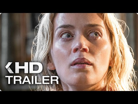 A QUIET PLACE Clip & Trailer German Deutsch (2018) Exklusiv