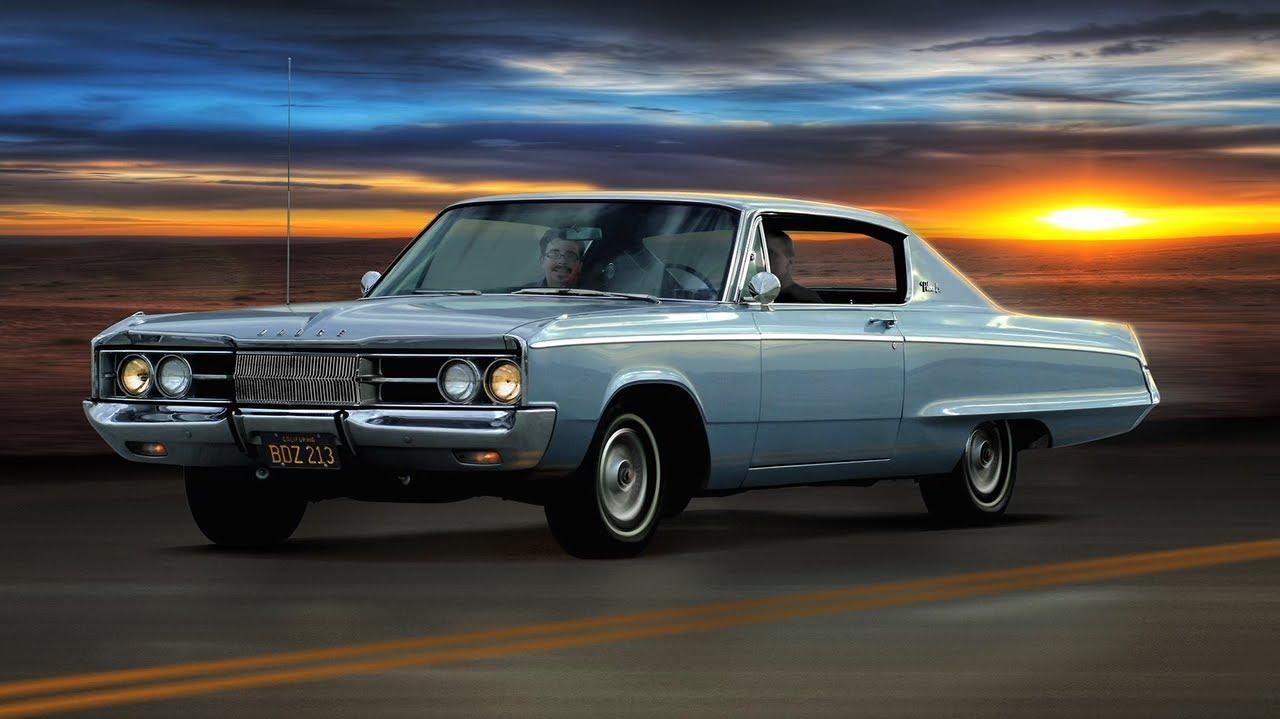 67 Dodge Polara Love Story