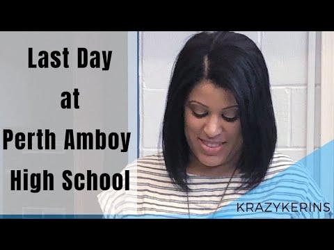 Last Day at Perth Amboy High School | Resignation | New Job