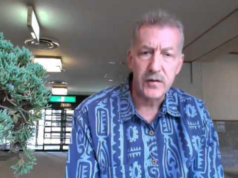 Honolulu Mayor Peter Carlisle on Ehime Prefecture