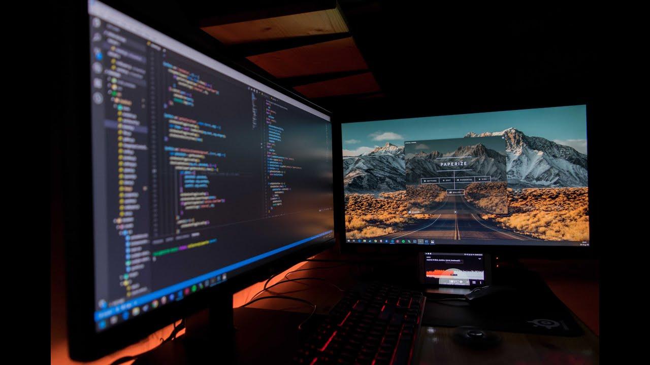 IGD Dual Monitors
