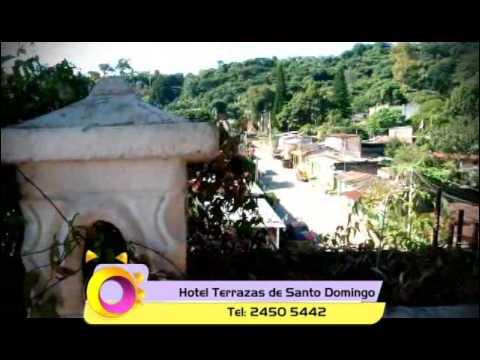 Reportaje De Hotel Terrazas De Santo Domingo