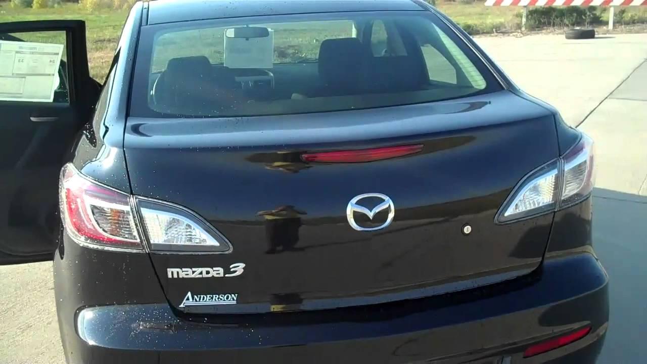2012 Mazda 3 Isport Youtube