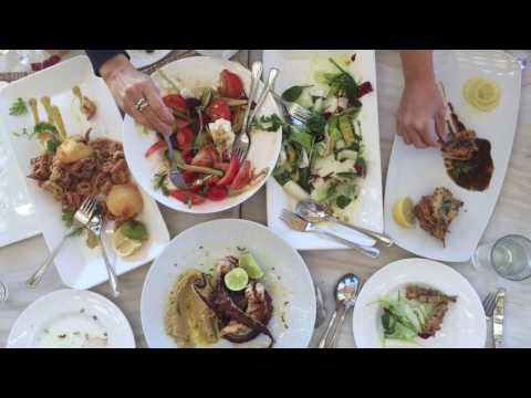 Food travels through Greece   candids by Jo