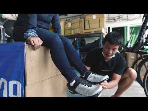 มือใหม่ ฝึกใช้รองเท้าคลีท ง่ายๆคุณก็ทำได้