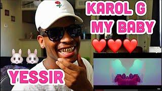 Karol G Bad Bunny Ahora Me Llama REACTION REACCION.mp3