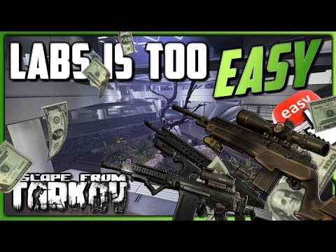 Labs Is Free Real Estate  |  Escape From Tarkov