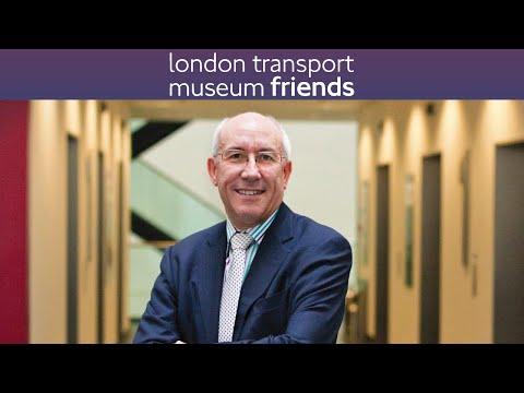 Friends Meeting - A Talk by Leon Daniels