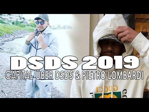 Live & Direkt: CAPITAL BRA spricht über DSDS 2019, PIETRO LOMBARDI & DIETER BOHLEN ❤