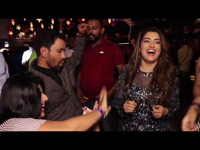 Khesarilal, Kajal, Dineshlal Yadav Amrapali Dubey के जन्मदिन पर देखिए भोजपुरी गानो पर कैसे नाचे ?