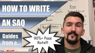 Download How to Write an SAQ - 2019 - AP World, AP Euro, APUSH