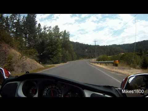 St Maries to Avery Idaho Part 1