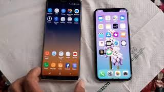 តើPUBGនៅ iPhone X & Samsung Galaxy Note 8 ខ្លាំងដែទេ? Teas Camera A8+