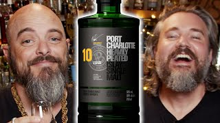 Bruichladdich Port Charlotte Heavily Peated Re-Review