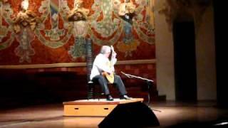 Manuel González Palau de la Música Catalana 04 diciembre 2010