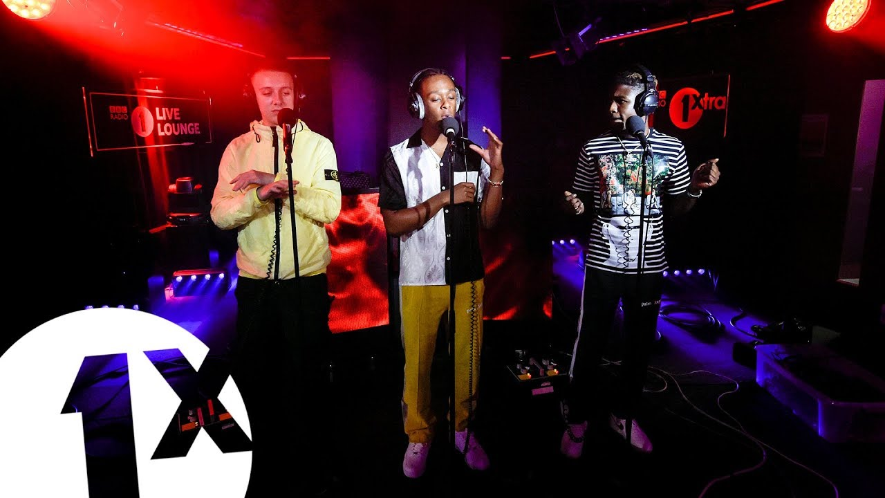 Young T, Bugsey ft. Aitch - Strike A Pose in BBC 1Xtra Live Lounge