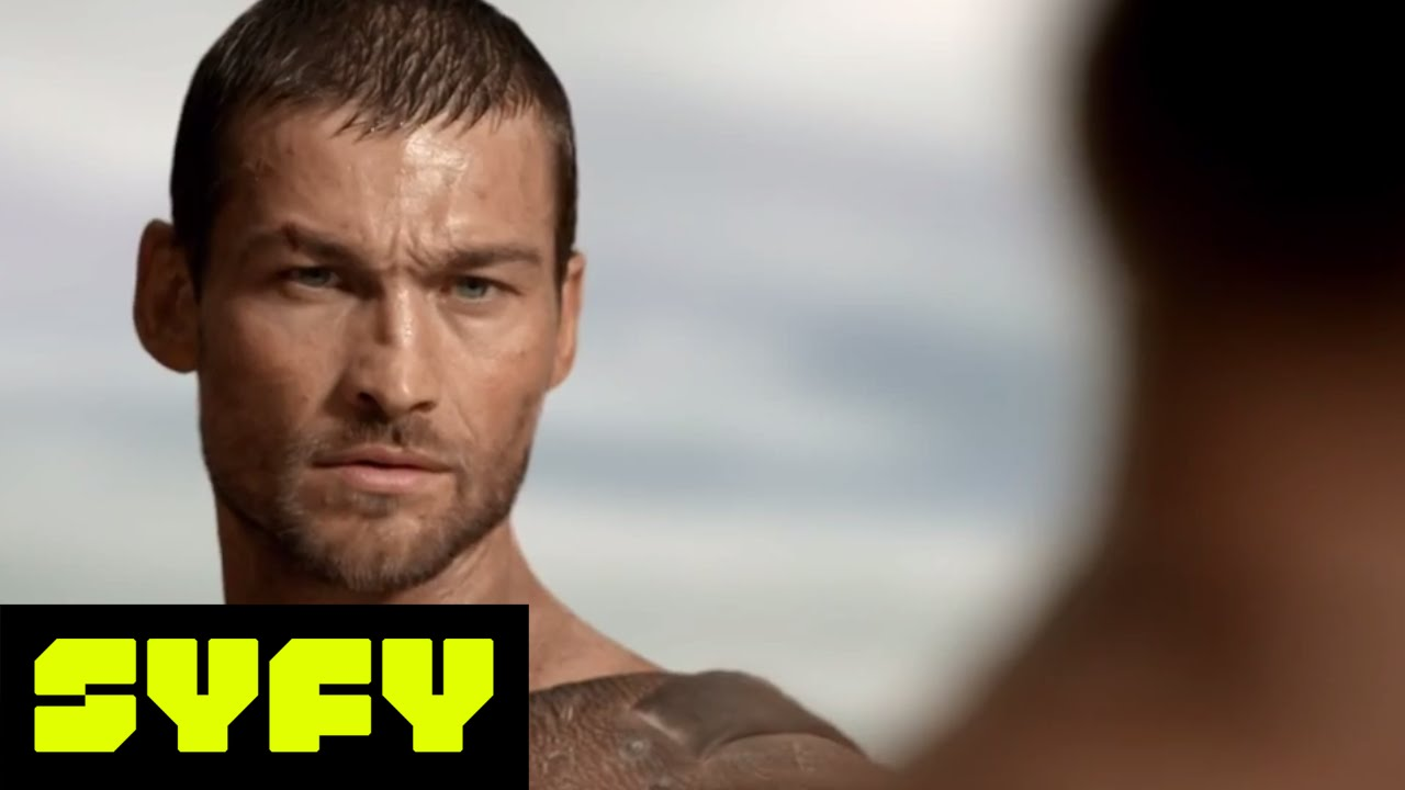 """Download Spartacus: Blood & Sand: """"Party Favors"""" Tonight   S1E10   SYFY"""