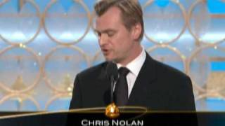 Heath Ledger Wins Best Supporting Actor Motion Picture - Golden Globes 2009 thumbnail