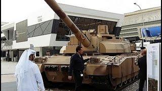 Новый российский танк Армата   поразил западную прессу