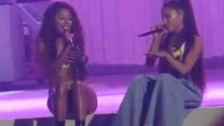 Video Ariana Grande - Better Days ft. Victoria Monet (Mohegan Sun, Connecticut 2-17-17) download MP3, 3GP, MP4, WEBM, AVI, FLV Juni 2018