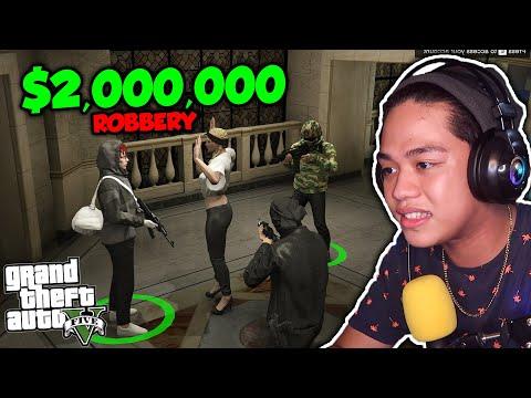 Big BANK $2,000,000