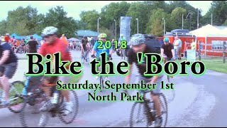 Bike the 'Boro 2018