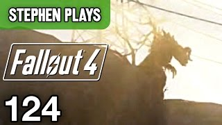 """Fallout 4 #124 - """"The City of Deathclaws"""""""